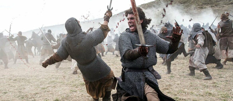El Cid en batalla