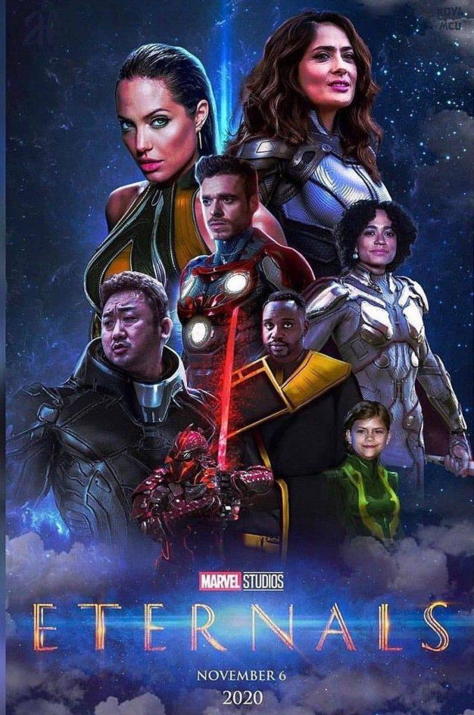 Poster Eternals