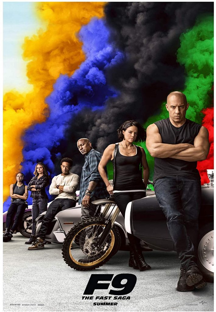 Poster Fast and furious 9