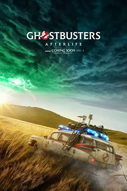 Poster Ghostbusters Afterlife