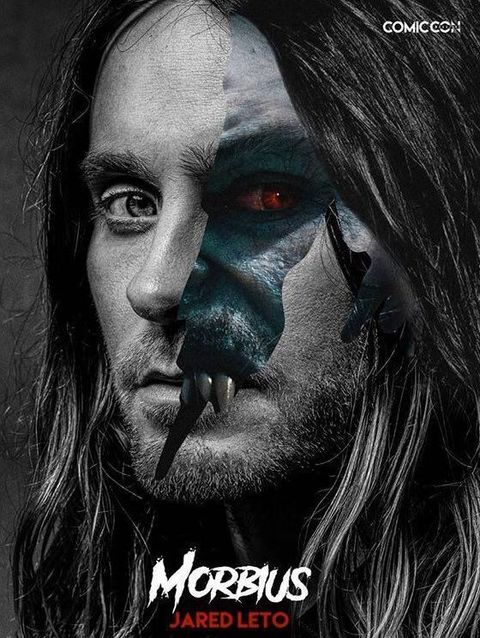 Poster Morbius