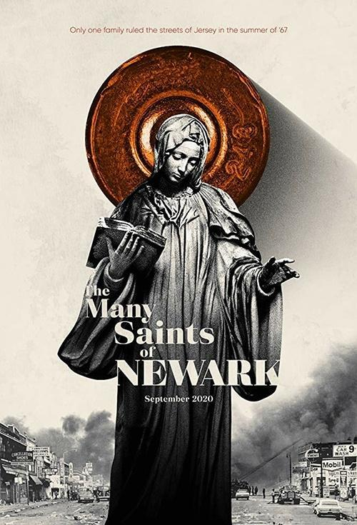 Poster The Many Seaints of Newark