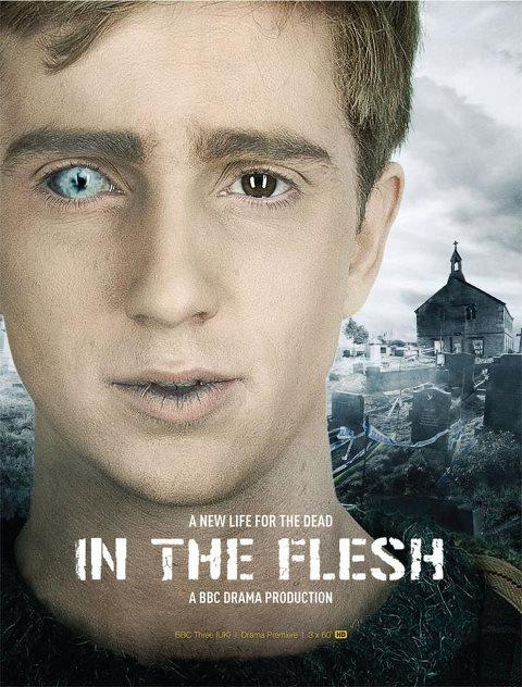 "Póster de ""In The Flesh"": más zombies británicos."