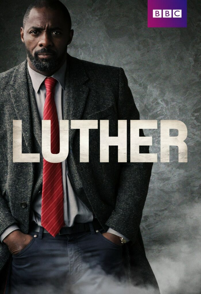 "Poster de ""Luther""."