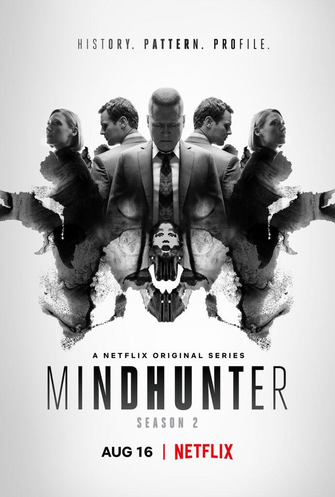 """Poster de """"Mindhunter""""."""