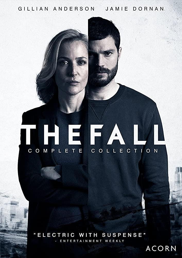 """Póster de """"The fall (la caza)""""."""