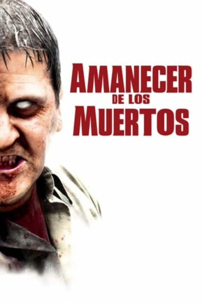 """Póster de """"Amanecer de los muertos""""."""