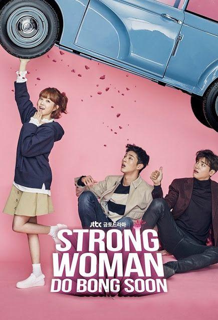 """Póster de """"Strong Woman Do Bong Soon""""."""