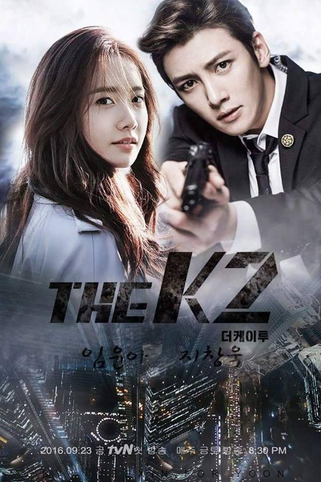 """Póster de la serie coreana """"The K2""""."""