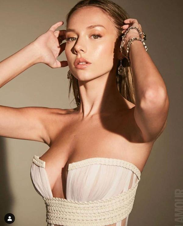 Ester Expósito, musa del reggaetón.