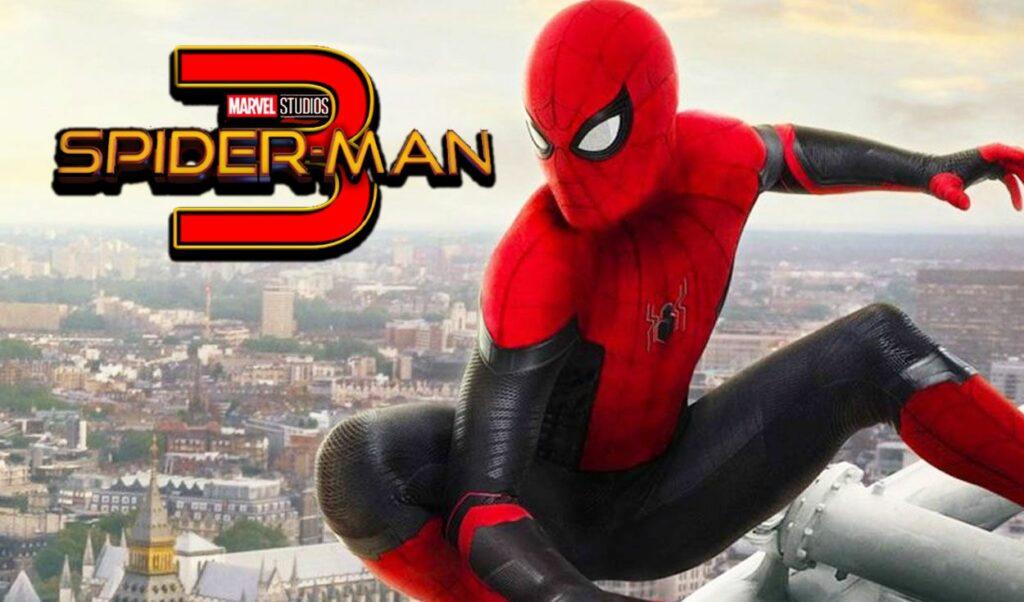 "Póster de ""Spider-Man 3""."