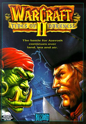 "Warcraft 2: tides of darkness"", el videojuego."