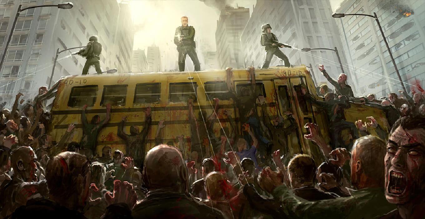 Mejores series de zombies de Netflix y HBO