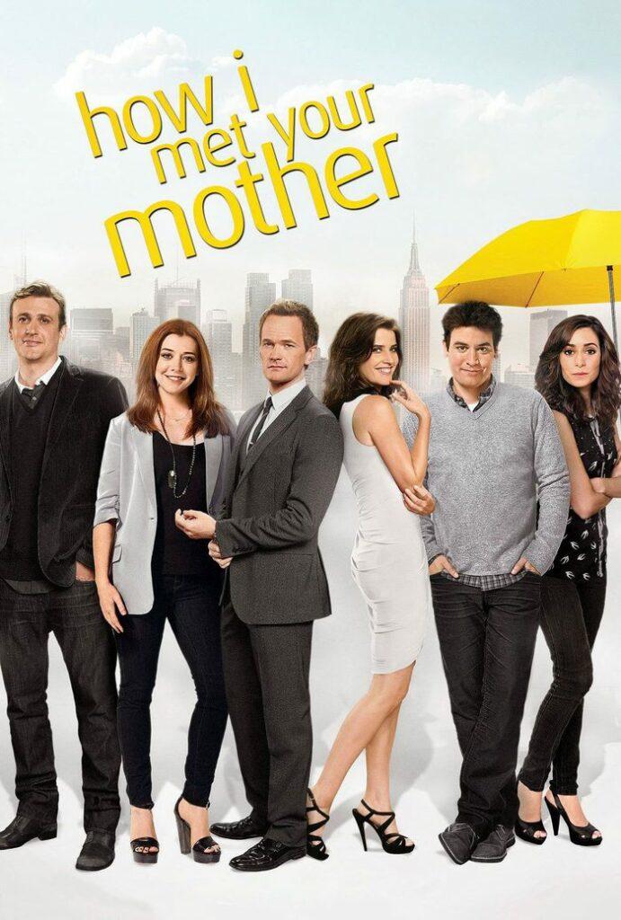 """Poster """"Cómo conocí a vuestra madre"""""""