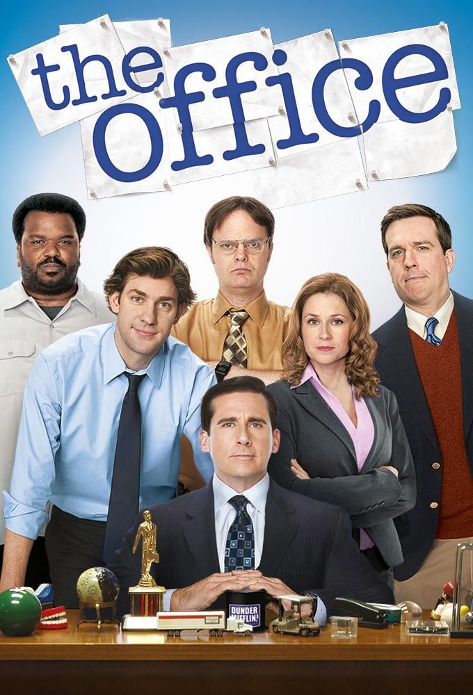 "Póster de ""The Office""."