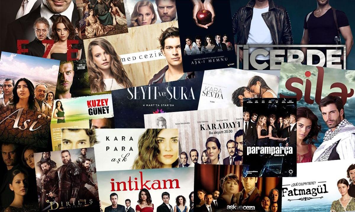 25 Mejores novelas turcas