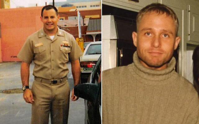 Jeff Trail y David Madson, las dos primeras víctimas de Andrew Cunanan.