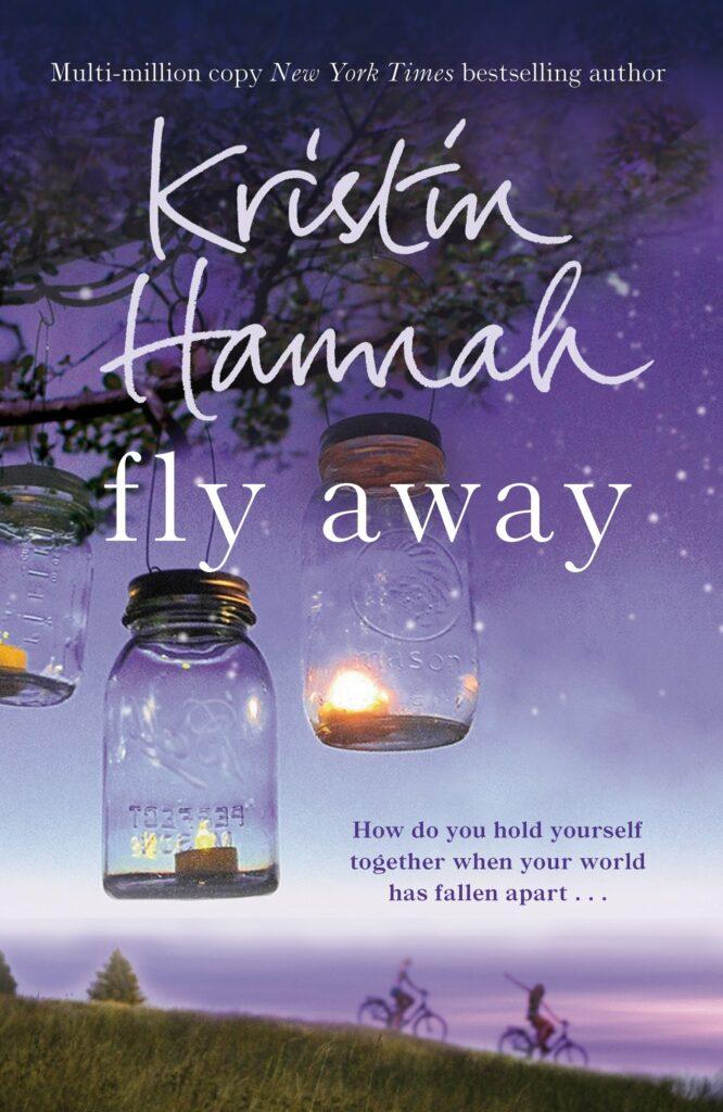 """""""Fly Away"""", la secuela literaria de """"El baile de las luciérnagas""""."""