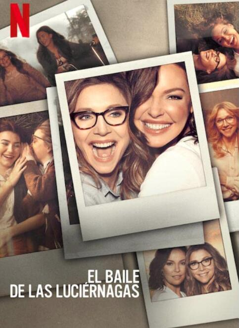 """""""El baile de las luciérnagas"""" temporada 2: póster de la serie."""