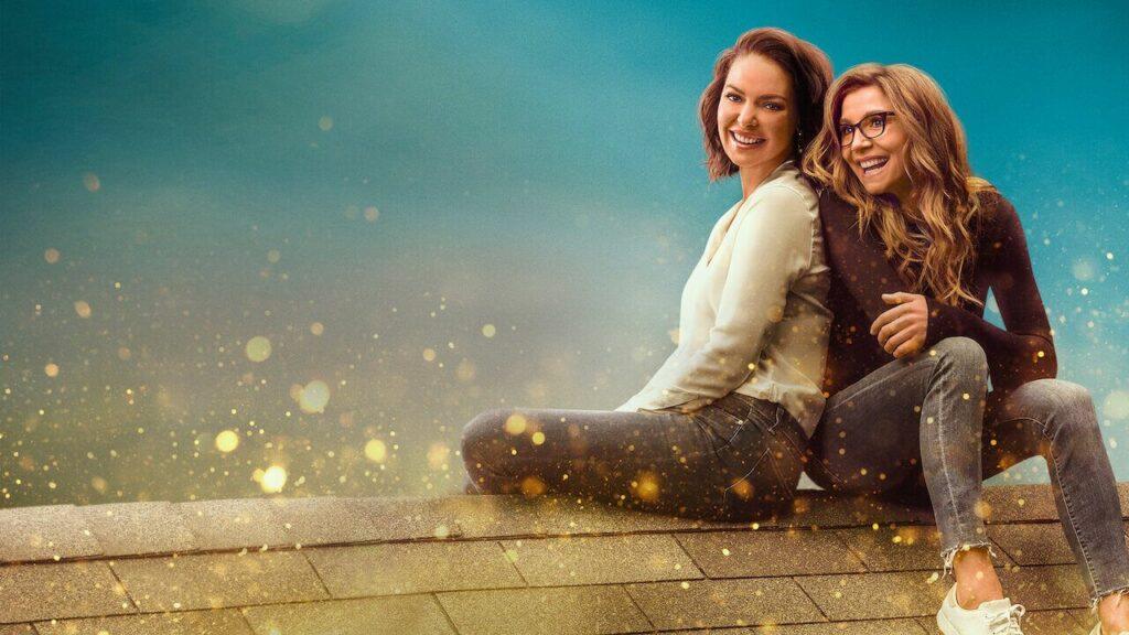 """Katherine Heigl y Sarah Chalke en una imagen promocional de """"El baile de las luciérnagas"""" temporada 2"""