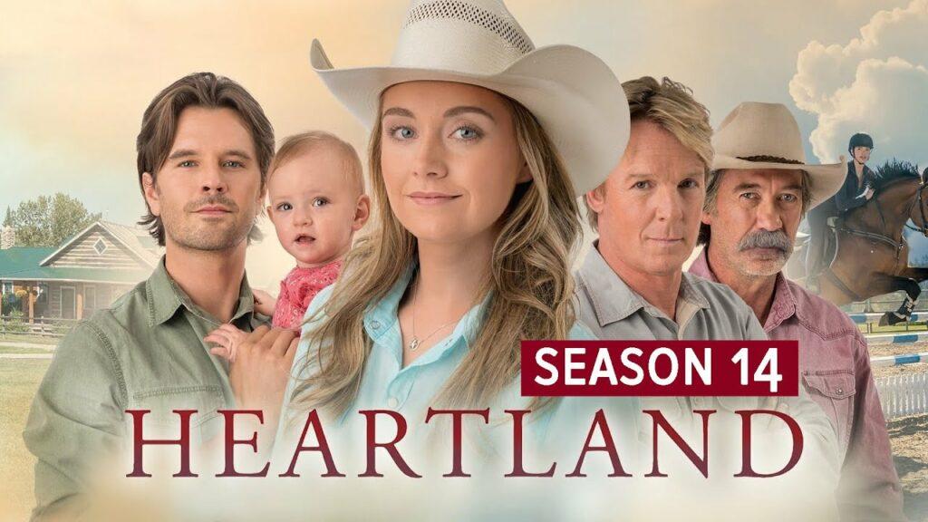 """Heartland"", temporada 14."