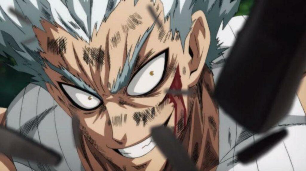 """El personaje de Garou en """"One Punch Man"""" Temporada 3"""