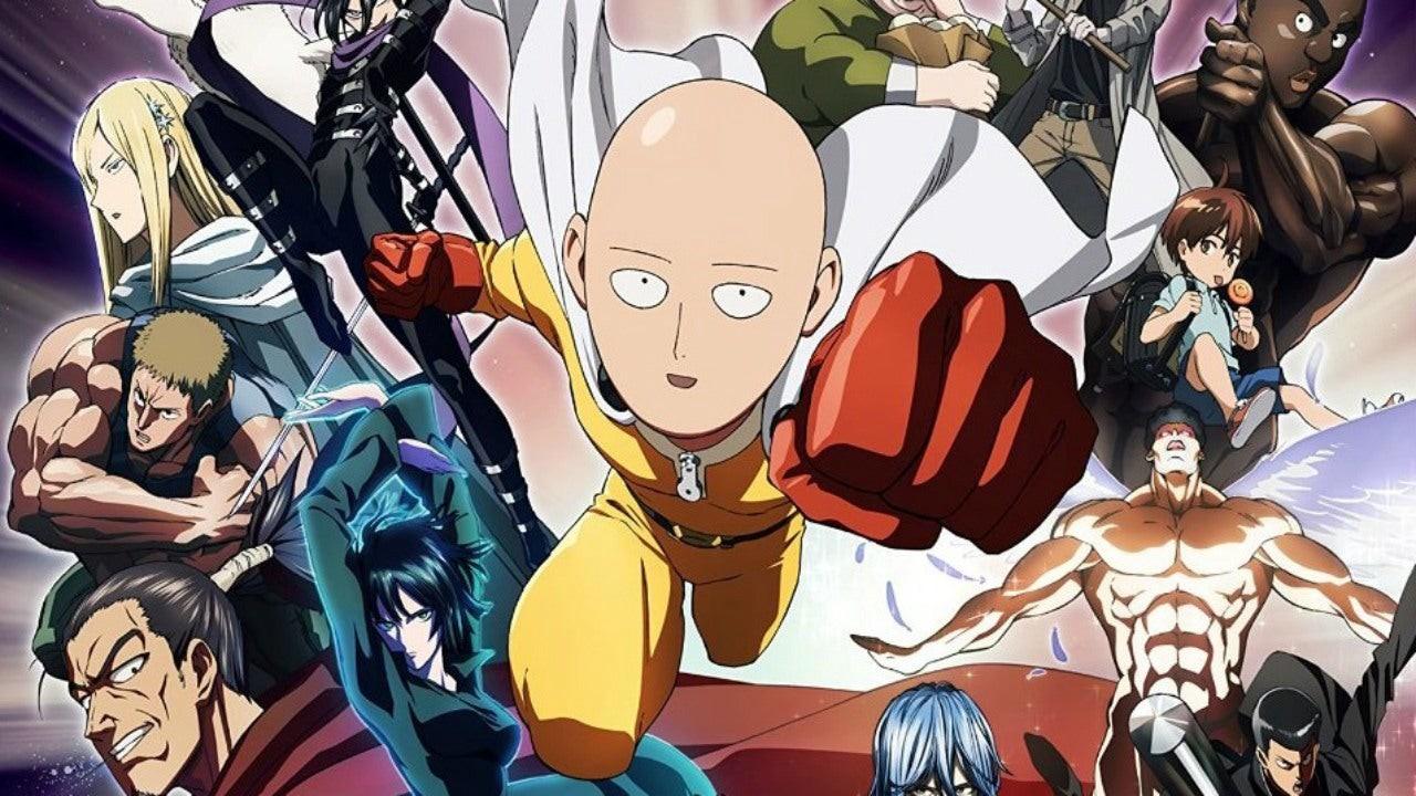 One Punch Man Temporada 3 fecha de estreno