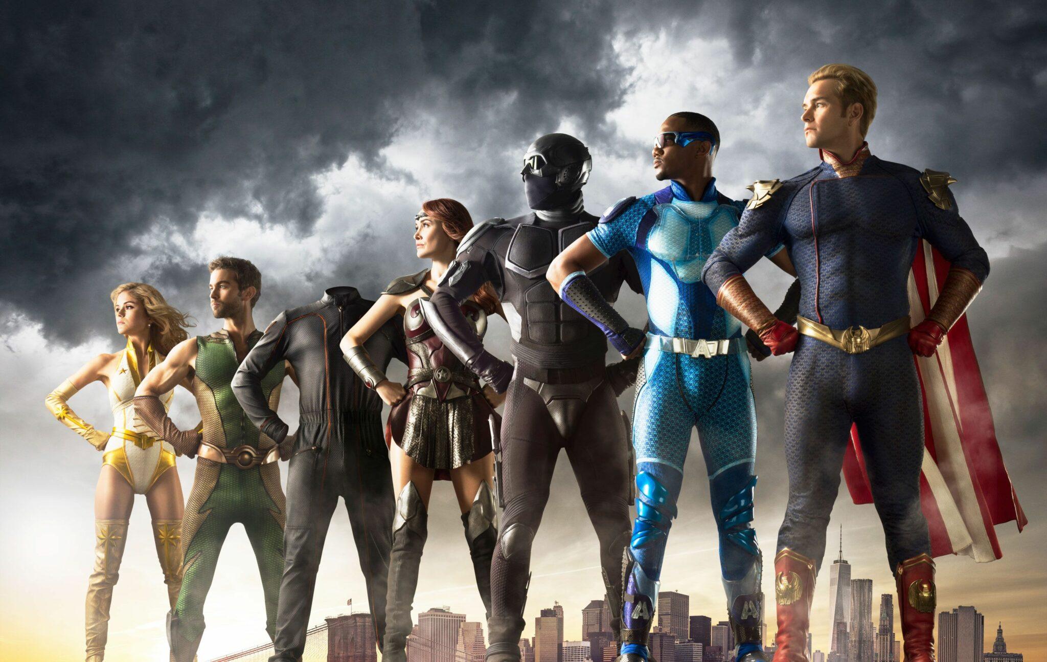 Las 12 mejores series de superhéroes de Netflix, Amazon, Disney+ y HBO para ver en 2021
