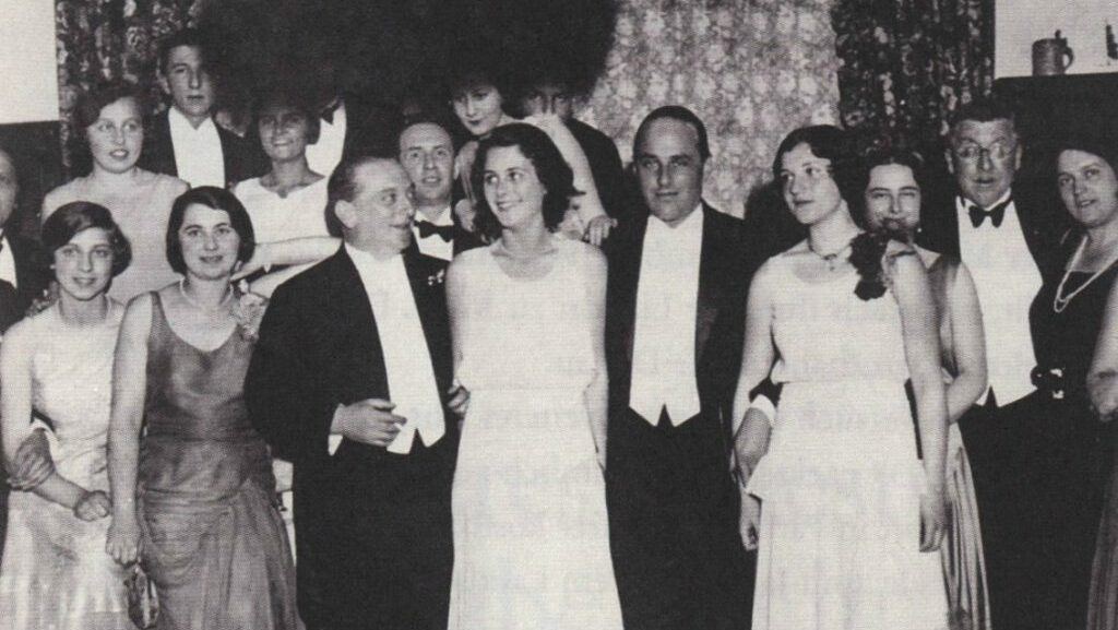 Boda de Hedy Lamarr y Fritz Mandl