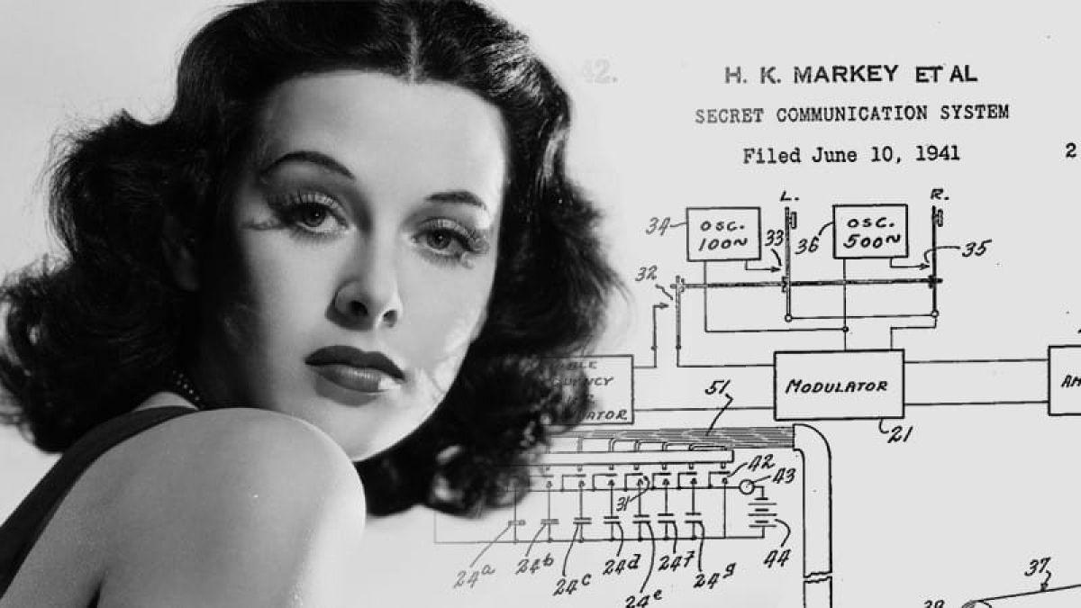 Hedy Lamarr, la inventora del wi-fi