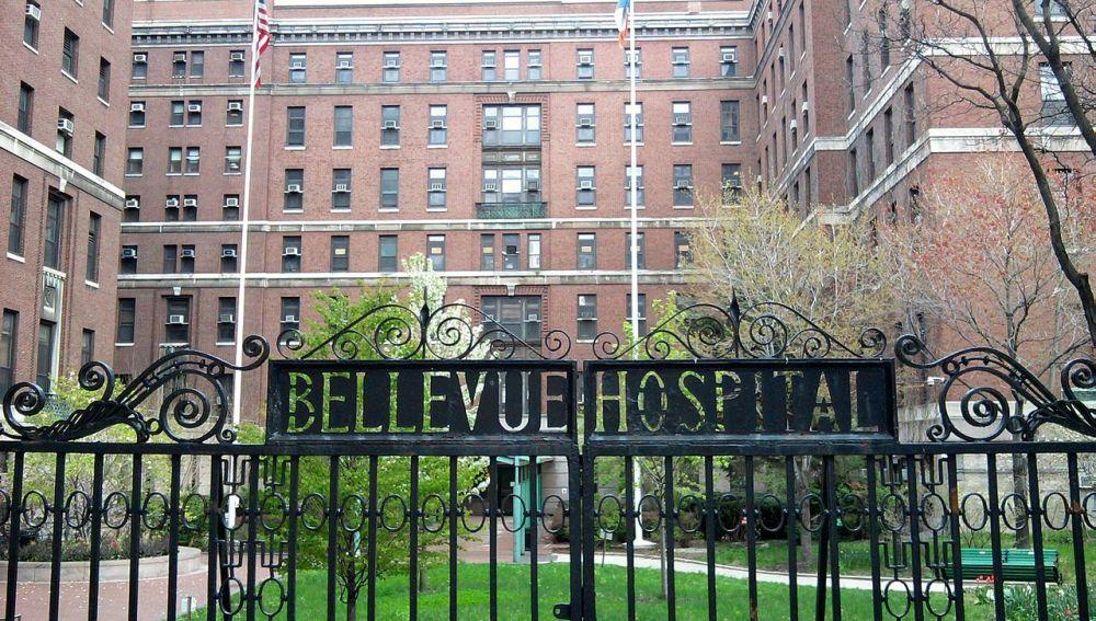 Hospita Bellevue de Nueva York.