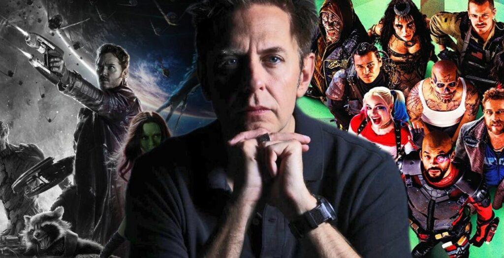 """James Gunn, director y guionista de """"El escuadrón suicida""""."""
