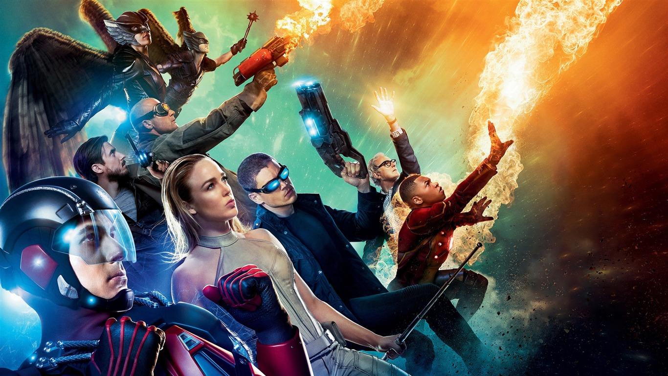 Legends of Tomorrow, temporada 7 fecha de estreno.