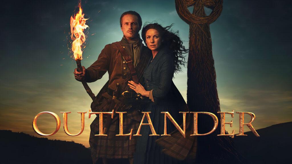 """""""Outlander"""" temporada 6, la llama del amor nunca se apaga."""