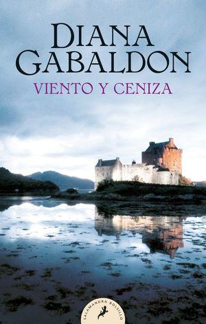 """""""Outlander"""", libro 6: """"Viento y ceniza""""."""