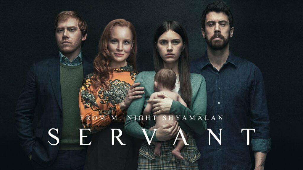 El reparto de Servant temporada 3