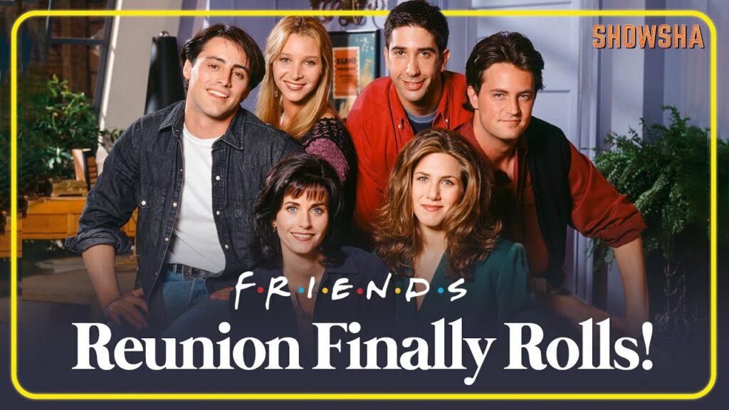 """Imagen promocional de """"Friends: la reunión""""."""