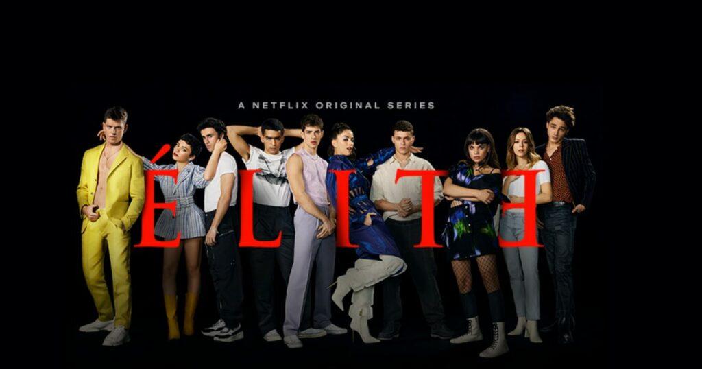 """""""Élite"""", temporada 5: volvemos a clase."""