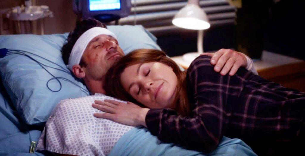 """Patrick Dempsey en """"Anatomía de Grey"""", una de las 20 mejores muertes en series."""