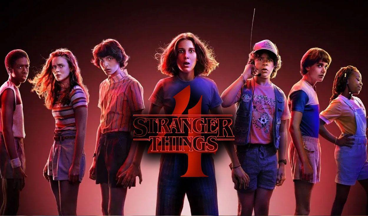 "Nuevo tráiler de ""Stranger Things"" temporada 4"