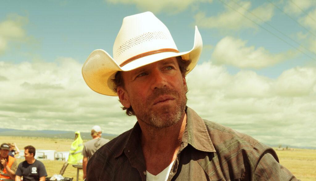 """Taylor Sheridan, creador de """"Yellowstone"""" y de su precuela."""