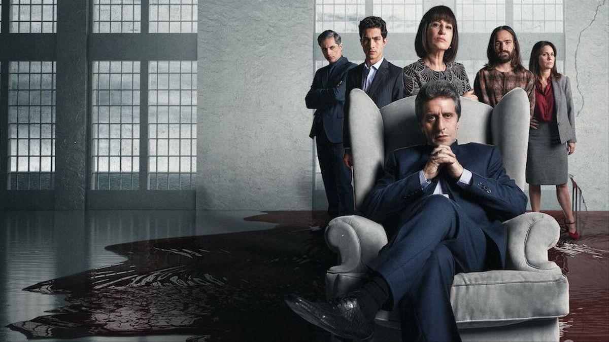 """""""El Reino"""", temporada 2."""