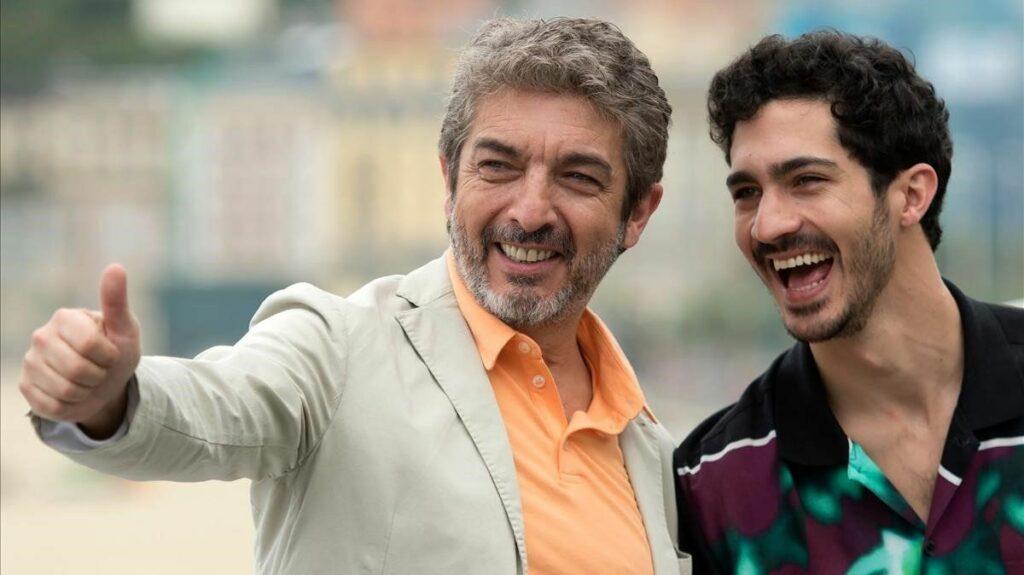 Ricardo y Chino Darín.